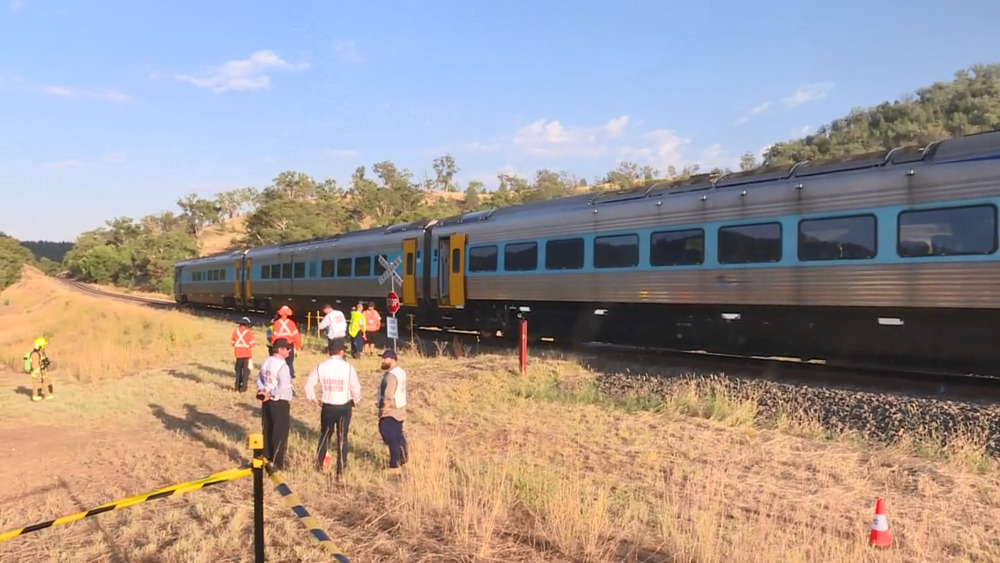NBN News | NSW TRAINLINK HOLDS MULTI-AGENCY TRAIN DERAILMENT EXERCISE