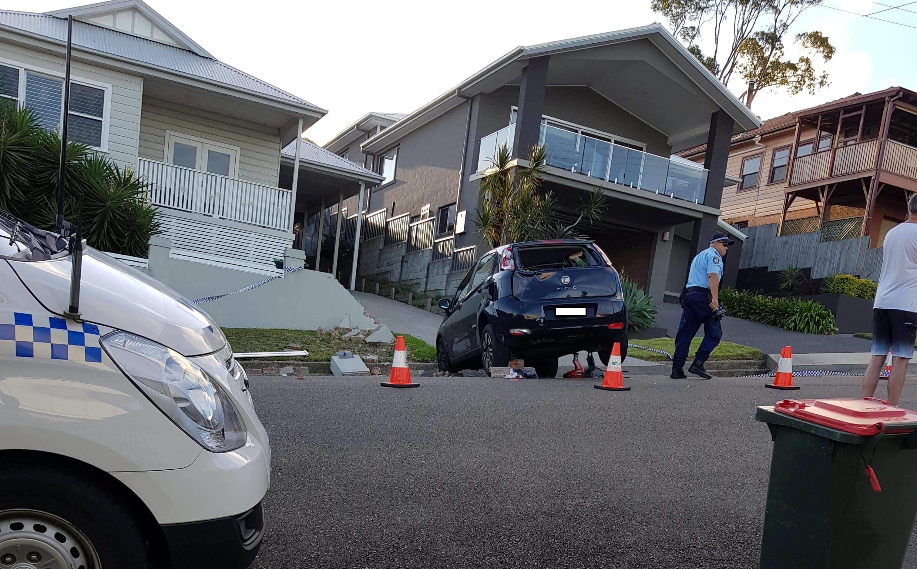 NBN News | WOMAN HIT BY CAR AT NEW LAMBTON