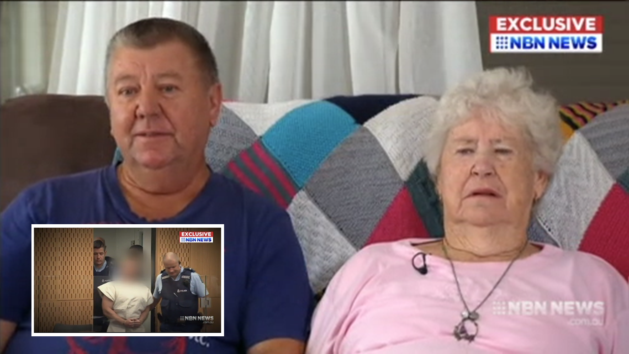 New Zealand Shooter Video Gallery: SHATTERED FAMILY OF ALLEGED NEW ZEALAND SHOOTER