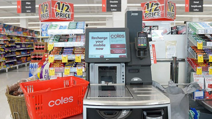 NBN News | COLES TO COMBAT THEFT AT SELF-SERVICE CHECKOUTS