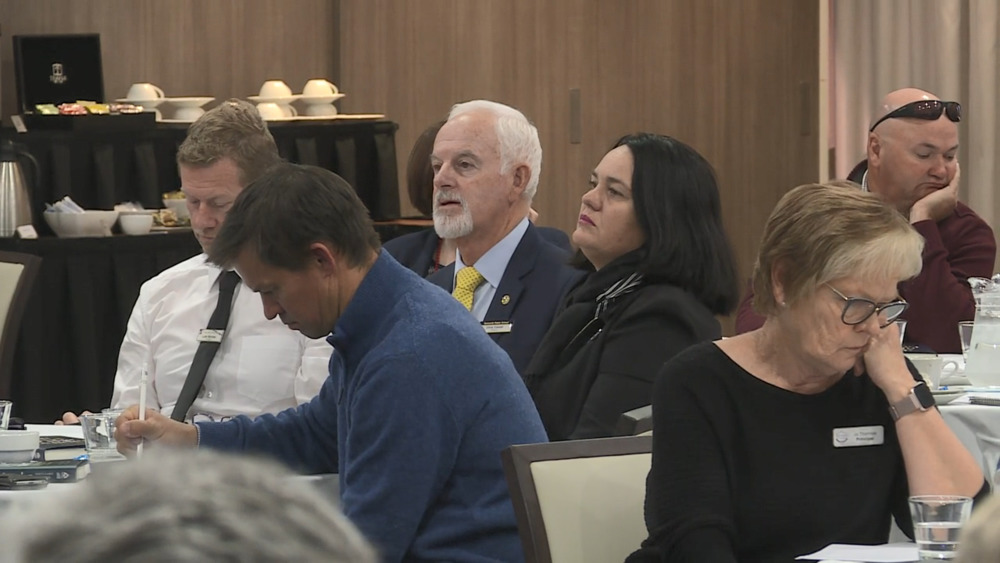 NBN News | NORTH WEST PRINCIPALS ATTEND EDUCATION FORUM TO