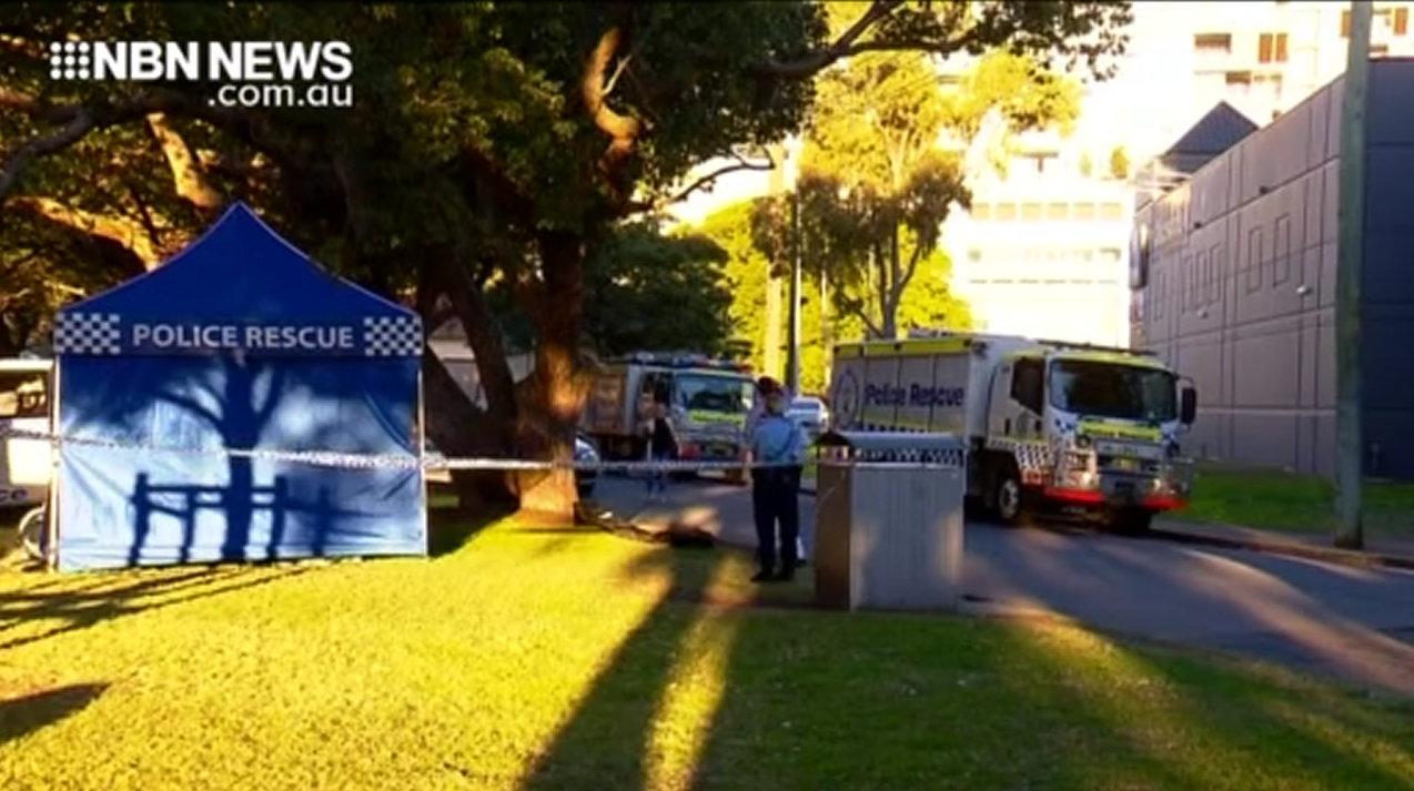 NBN News | DRUG OVERDOSE OUTSIDE NEWCASTLE SHOPPING CENTRE