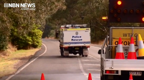 NBN News | BODY FOUND IN CREEK REMAINS UNIDENTIFIED