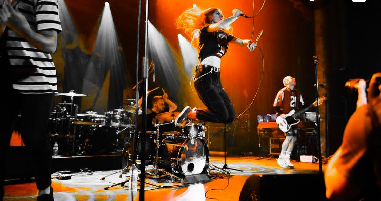 EMMY MACK REDHOOK LIVE MUSIC SCENE STAGE SHOT