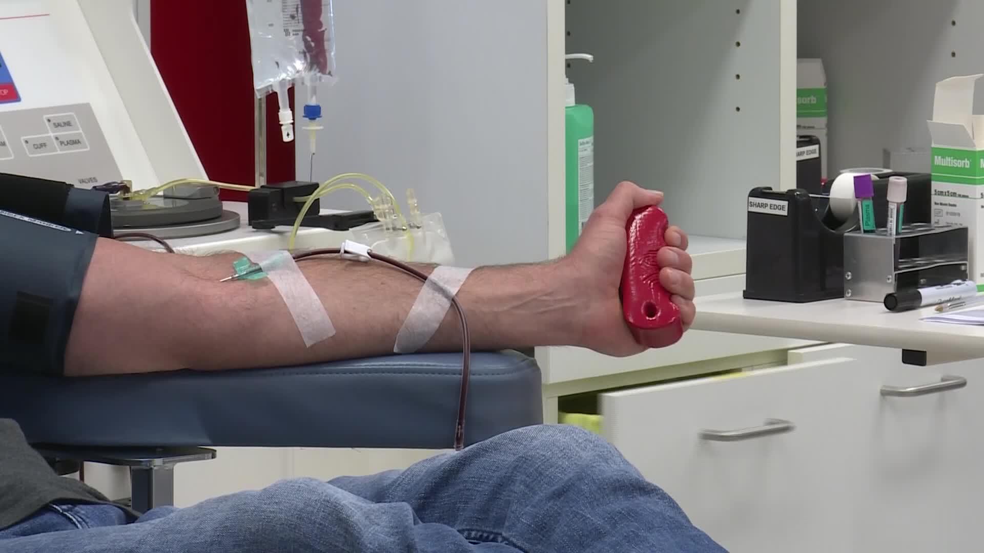 CALL OUT FOR MORE BLOOD DONORS ON MID NORTH COAST